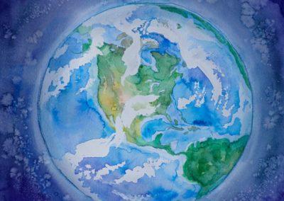 Ma planète bleue